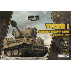 Tiger -1 World War Toons