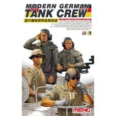 Meng German Tank Crew 1/35