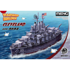 Cleveland Warship builder - Cartoon