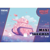 M4A1 Sherman World War Toons
