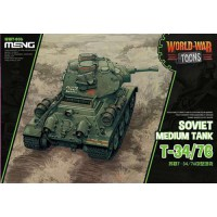 T34/76 World War Toons
