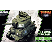 Sherman World War Toons