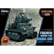 Somua S35 World War Toons