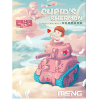 Cupid's Sherman Egg tank scale
