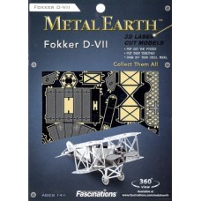 Fokker D-VII Metal Earth