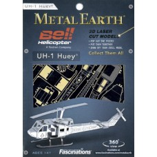 Bell UH-1 Huey Metal Earth