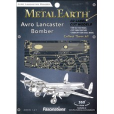 Avro Lancatser Bomber Metal Earth