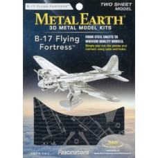 B-17 Flying Fortress Metal Earth