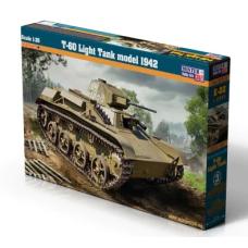 T-60 Light Tank Model 1942 1/35