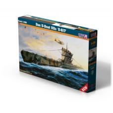 Das U-Boat VIIc U-617 1/72