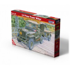 1/4 Ton Truck Willy's 1/72