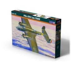 PZL-37B Los FARR & VVS 1/72