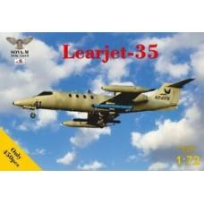 Learjet 35 1/72