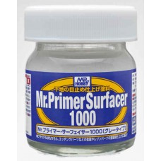 Mr Primer Surfacer 1000 Primers