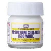 Mr.  Surfacer finishing surfacer 1500 white Primers