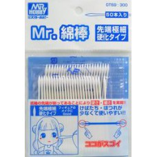 Mr Cotton swab super fine Decal toebehoren