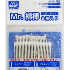 Mr Cotton swab set Decal toebehoren