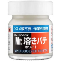 Mister disolved putty putty