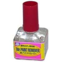 Mister paint remover Paint