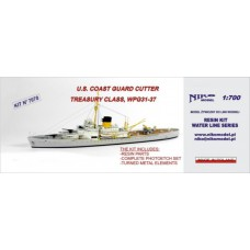 US Coast guard cutter Treasurys 1/700