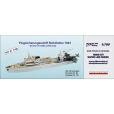 Flugsicherungsschiff Richthofen 1/700