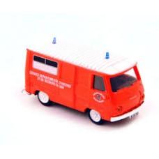 Peugeot J7 pompiers Cars