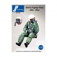 Navofighter pilot seated A/c 1/32