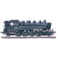 German Dampflokomotive BR86 1/72