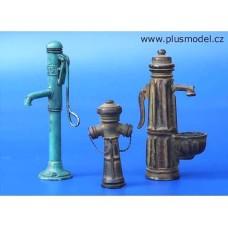 water pumps 1/35