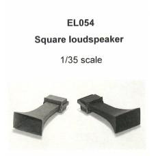 square speaker 1/35