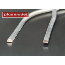 Lead wire half round Wire