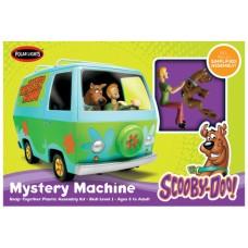 Scoobidoo mystery machine 1/25