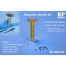 Magnetic Handle 50 Painting Handles