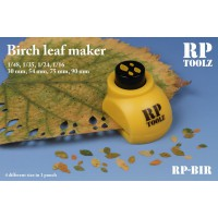 Birch leaf punchers
