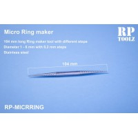 Micro Ring maker Photo etch tools