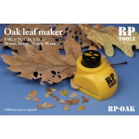 Oak leaf punchers