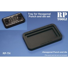 hexagonal punch and die tray Punch and die