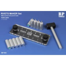 Rivets maker Punch and die