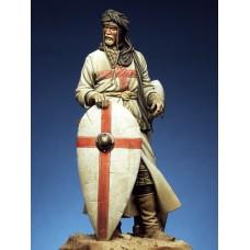 Crusader Knight   1/20 - 90 mm
