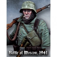 Battle of Moscow 1941 bustes