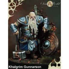 Khalgrim Gunnarson 1/24 - 75 mm