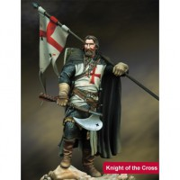 Knight of the cross 1/24 - 75 mm