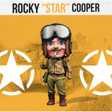 Rocky Star Cooper Egg tank scale