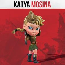 Katya Mosina Egg tank scale