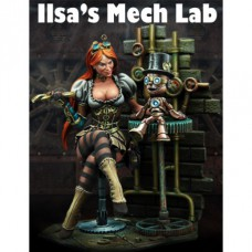 Ilsa's Mech Lab 1/24 - 75 mm