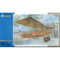 Albatros C.III - Captured and Foreign Service 1/48