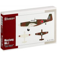 Mustang Mk.I Red Stars 1/72