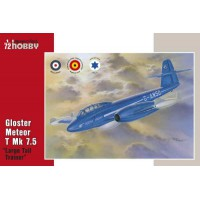 Gloster Meteor T Mk 7.5 1/72