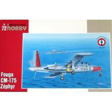 Fouga CM-175 Zéphir 1/72