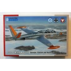 Fouga CM-170 Magister 1/72